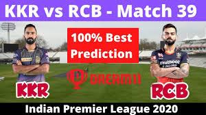 KKR vs RCB Best Dream11 team prediction ...