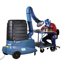 fume extractor cart hss hire