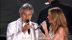 Céline Dion & Andrea Bocelli - The Prayer (Vietsub) - YouTube