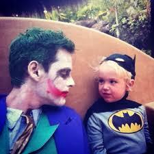 Adam kaufman - #TBT to #halloween2011 #joker vs #batman   Facebook