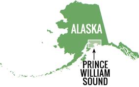 Image result for William Sound, Alaska,