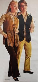70s fashion what did women wear in