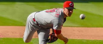 What is Reds pitcher Anthony DeSclafani doing differently in 2019 ...