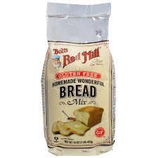 homemade wonderful bread mix