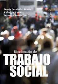 DICCIONARIO DE TRABAJO SOCIAL   TOMAS FERNANDEZ   Comprar libro  9788420673806