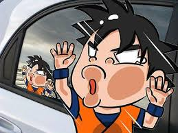 Dragon Ball Son Goku Vegeta Anime Car Window Decal Sticker E009 Home Decor Decals Stickers Vinyl Art Thecorner Mx