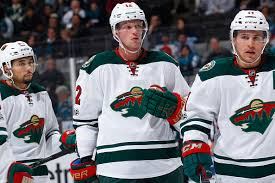 Eric Staal Finding a Breath of Fresh Air with Minnesota Wild ...