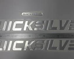 Quicksilver Decal Etsy