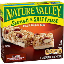 almond nature valley