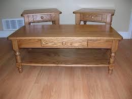 big honey oak coffee table amrani