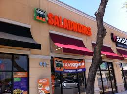 review saladworks in austin work it
