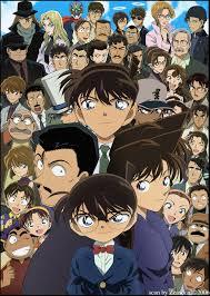 Detective Conan - Wallpaper and Scan Gallery - Minitokyo