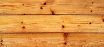 ering fake wood paneling with