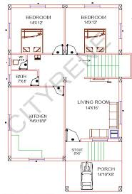 30x40 house plan best east west north