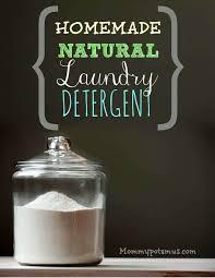 natural laundry detergent borax free