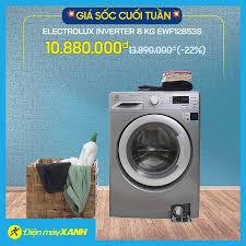 🌈Máy giặt Electrolux Inverter 8 kg... - Điện máy XANH (dienmayxanh.com)