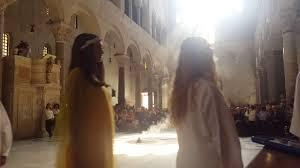 Solstizio d'estate Bari 21 giugno 2018 Cattedrale San Sabino - YouTube
