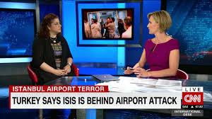 Professor Mia Bloom on I-Desk - CNN Video