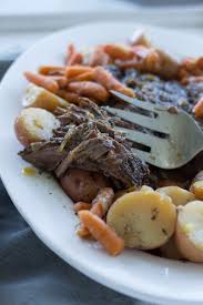 cook pot roast in the instant pot