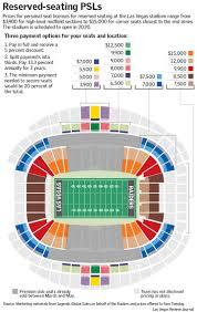 las vegas raiders stadium reserved
