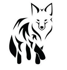 Fox Tribal Vinyl Decal Sticker Car Truck Suv Van Bumper Wall Laptop Home Animal Ebay