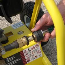 quick connect pressure washer adapters