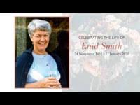 Enid Smith – eTributes – William Barrett & Sons