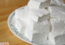 Recept: Marshmallow - Kulinarika.net