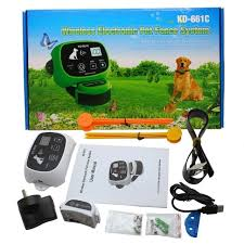 Kd661c Wireless Pet Fence
