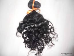 indian human hair curly hair weaves on