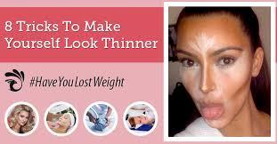 making yourself look older