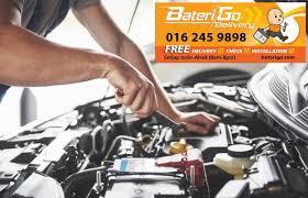 BateriGo Delivery - Car Battery Delivery - Kota Kinabalu, Sabah