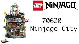 BUILDER~] 70620 - Ninjago City - Ninjago Movie - Stop Motion - BRICK  ACADEMY - video dailymotion