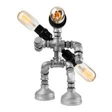 Robot Table Lamp For Sale Online Ebay