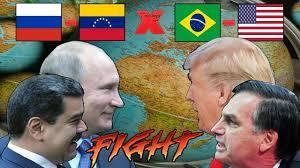 Bolsonaro admite ceder base militar em território brasileiro para se  necessário, EUA combater Venezuela e Russia