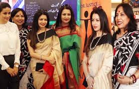 Gul Panang, Bhagyashree & other celebs praised lawyer Abha Singh on  launching her Book - Filmibeat