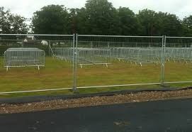 Construction Site Security Fencing An Ultimate Guide Safesite Facilities