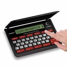 lexibook collins crossword solver
