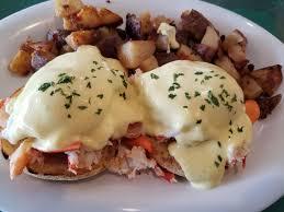 Lobster Eggs Benedict : FoodPorn