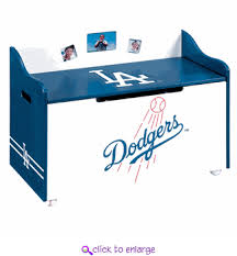 For Bubba S Room Dodgers Baby Boy Room Decor Toy Boxes