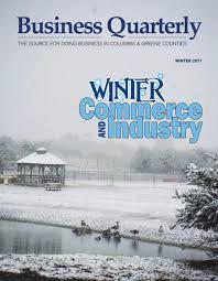 Business Quarterly Winter 2017 by Columbia-Greene Media - issuu