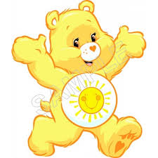 Care Bears Funshine T Shirt Iron On Transfer Decal 1