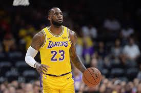 Баскетболист Леброн Джеймс обои hd