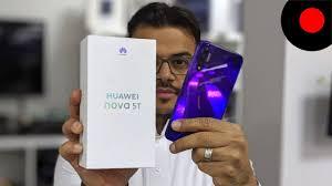 هاتف متوسط بأربعة كاميرات خلفية هواوي نوفا Huawei Nova 5t Youtube