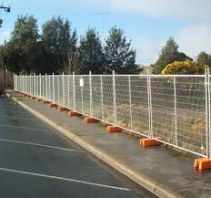 What Are The Mobile Fence Panel System And Its Types Saglam Fence