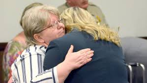 Tennessee woman convicted of killing grandson's mother