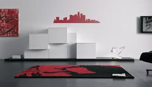 Los Angeles Wall Decal Decalmywall Com