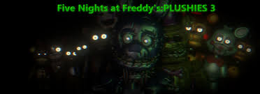 five nights at freddy s plushies 3 v4