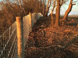 How Not To Install 5 000 Ft Of Farm Fencing Blueland Farm