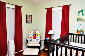 Blackout Curtains Nursery Dark Red Bedroom Atmosphere Ideas Etsy For Car Themed Pink Baby Yellow Ikea Apppie Org